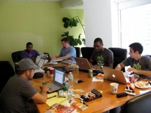 Code Mountain team Saturday