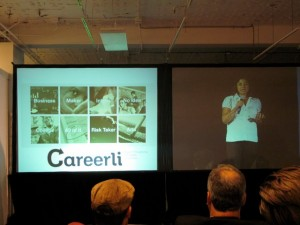 Careerli Startup Weekend presentation
